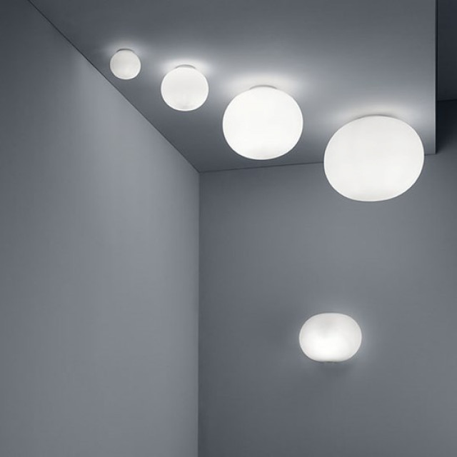FLOS GLO-BALL C2 soffitto 3