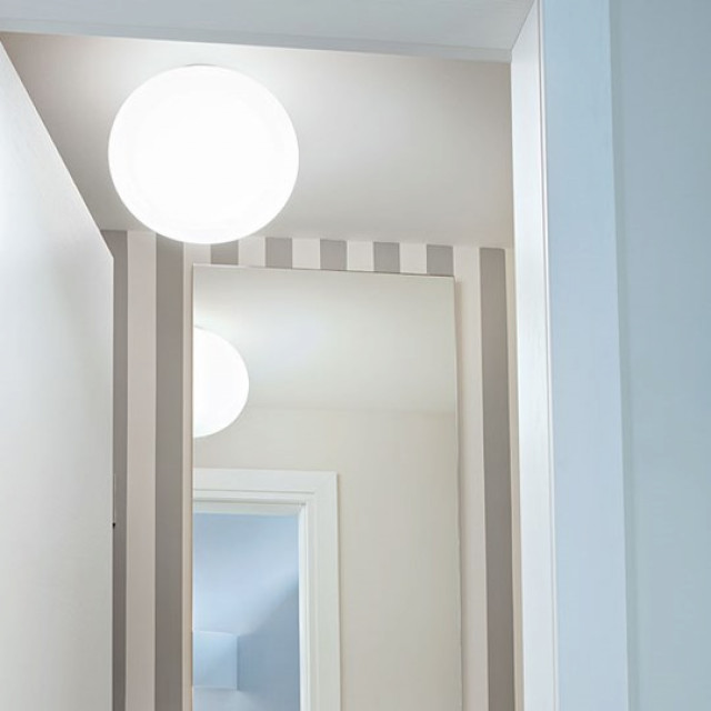 FLOS GLO-BALL C2 soffitto 2