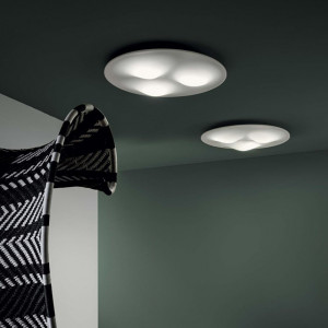Circle Wave Soffitto