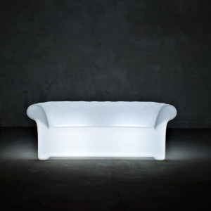 SIRCHESTER SOFA with Light